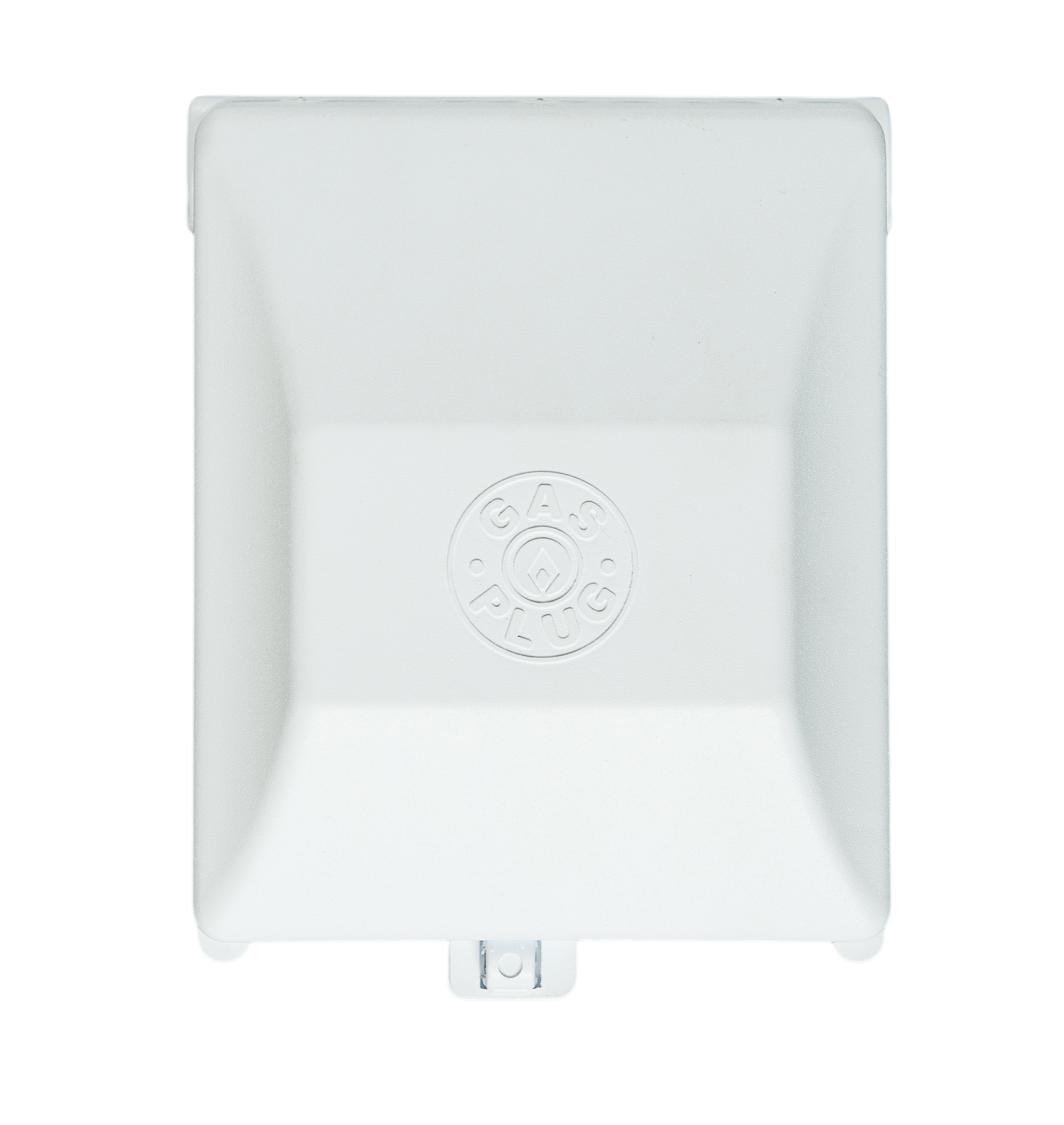 Burnaby Manufacturing Ltd G0101-2#-5W-50 Gas Plug Gas Outlet Box with 1//2-Inch Inlet and 3//8-Inch Outlet White PVC Enclosure