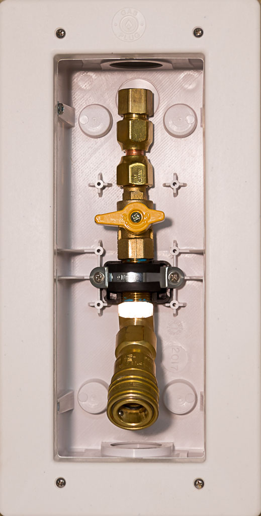 Interior Versatile Gas Plug Burnaby Manufacturing Ltd